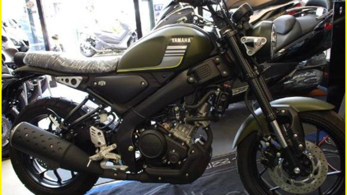 ヤマハ XSR155スポーツヘリテージ